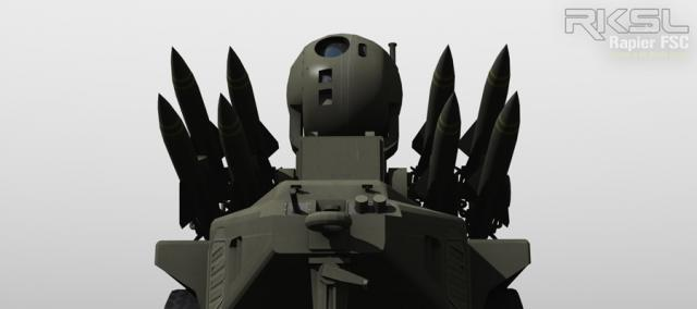 Ground Based Air Defence