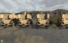 Foxhound in ArmA2